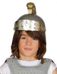 Capacete romano criança