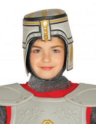 Capacete cavaleiro criança