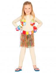 Kit havaiano multicolor criança
