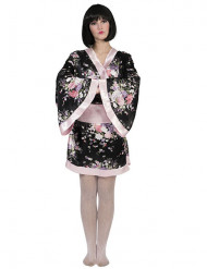 Kimono japonês mulher