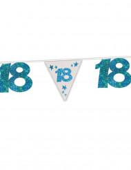 Grinalda azul 18 anos