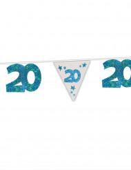 Grinalda azul 20 anos