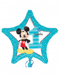Balão alumínio Primeiro aniversário Mickey™