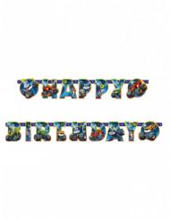 Grinalda happy Birthday Blaze e as Monster Machines™