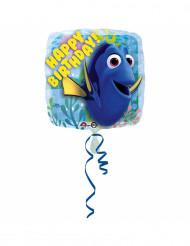 Balão alumínio Happy Birthday Dory™