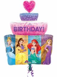 Balão alumínio Bolo Princesas Disney™