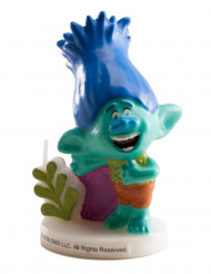Vela de aniversário Branch Trolls™