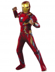 Disfarce luxo Iron Man™ Civil War™criança - Avengers™