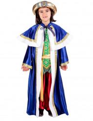 Disfarce Rei Mago Baltazar criança