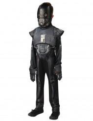 Disfarce luxo K-2SO criança - Star Wars Rogue One™