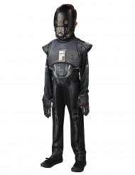 Disfarce luxo K-2SO adolescente - Star Wars Rogue One™