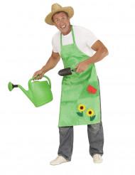 Avental de jardineiro adulto