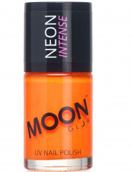 Verniz cor de laranja fosforescente 15 ml Moonglow ©