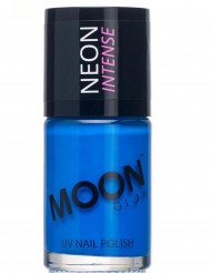 Verniz azul fosforescente 15 ml Moonglow ©