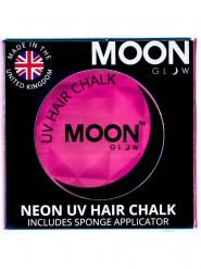 Creme para cabelo cor-de-rosa fluo UV 3.5 g Moonglow©