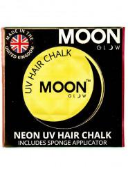 Creme para cabelo amarelo fluo UV 3.5 g Moonglow©