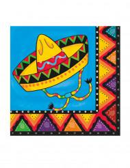 20 Guardanapos de papel México