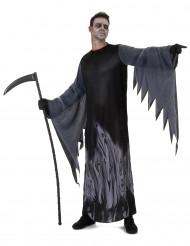 Disfarce A morte preta homem