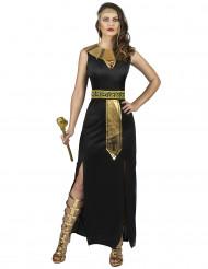 Disfarce deusa do Nilo mulher