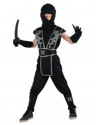 Disfarce ninja estrela Shuriken menino