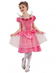 Disfarce vestido baile das princesas menina