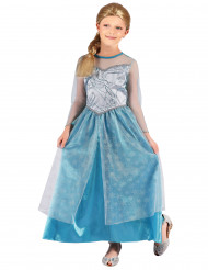 Disfarce princesa do gelo menina