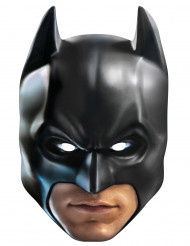 Máscara de cartão Batman