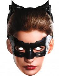 Máscara Cartão Catwoman™ Dark Knight