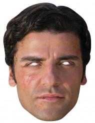 Máscara de cartão Poe - Star Wars VII™