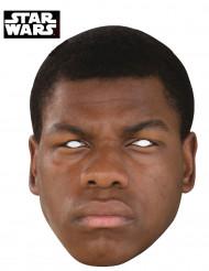 Máscara de cartão Finn - Star Wars VII™