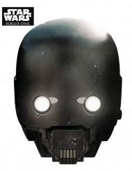 Máscara de cartão K-2SO - Star Wars Rogue One™