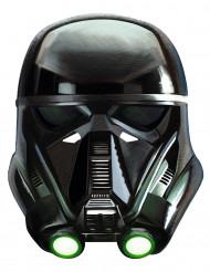 Máscara de cartão Death Trooper - Star Wars Rogue One™