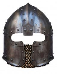 Máscara de cartão capacete