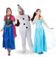 Disfarce de grupo Frozen™