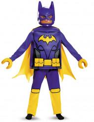 Disfarce de luxo Batgirl LEGO® Movie criança