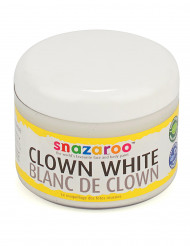 Maquilhagem palhaço branco Snazaroo™ 250 ml