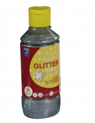 Gel brilhante prateado Lefranc e Bourgeois® 250 ml