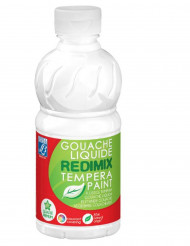 Guache líquido branco 250 ml Lefranc & Bourgeois©