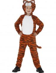 Disfarce tigre criança