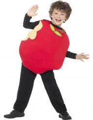 Disfarce maçã criança