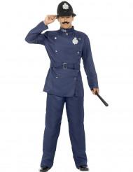 Disfarce polícia inglês homem