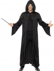 Capa estudante bruxo homem