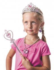 Kit acessórios princesa dos sonhos menina