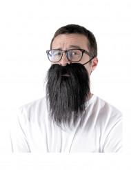 Barba preta adulto