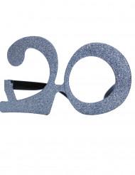 óculos purpurinas 20 anos