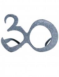 óculos purpurinas 30 anos