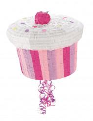 Pinhata cupcake