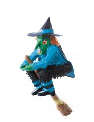 Pinhata Bruxa de Halloween