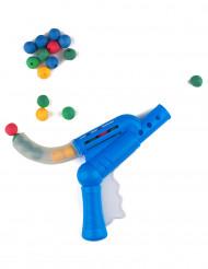 Pistola falsa com 30 bolas
