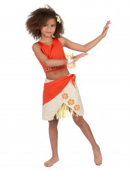 Disfarce Havaiano para menina